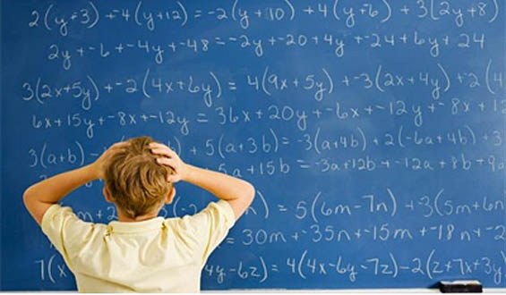 Does math education equal more stress for students? | Youth Media ...