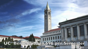 UC berkeley tuition